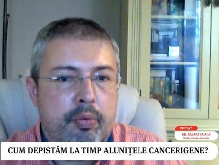 Healthcare Trends VIDEO. Care sunt factorii de risc in aparitia cancerelor? Razvan Curca, medic primar <span style='background:#EDF514'>ONCOLOGIE</span>, despre metode de preventie