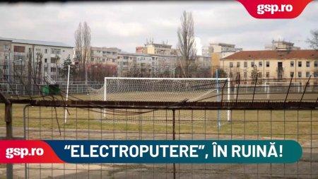 Valea aramie a pompierilor: stadionul Electroputere, o alta ruina a fotbalului romanesc