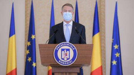 Klaus Iohannis: Sanctionarea  tuturor derapajelor antidemocratice reprezinta atitudini obligatorii pentru garantarea progresului Romaniei
