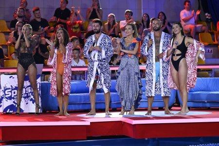 Natalia Duminica a castigat a doua editie Splash! Vedete la apa. A fost trimisa direct in finala