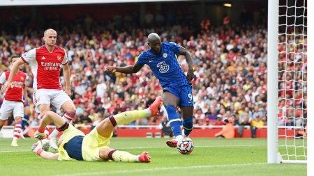 Arsenal - <span style='background:#EDF514'>CHELSEA</span> 0-2. Lukaku a revenit cu gol (Video)