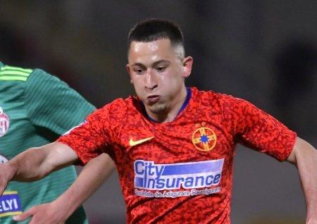 Olimpiu Morutan a fost vandut la Galatasaray. Gigi Becali a anuntat cati bani primeste FCSB
