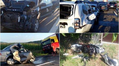 Romania locul 1 in topul accidentelor rutiere mortale. Europol: Legislatia rutiera este clar depasita
