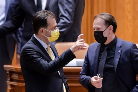 Orban, intrebat daca regreta ca l-a sustinut pe Citu pentru a fi premier: Este prematur sa spun asa ceva
