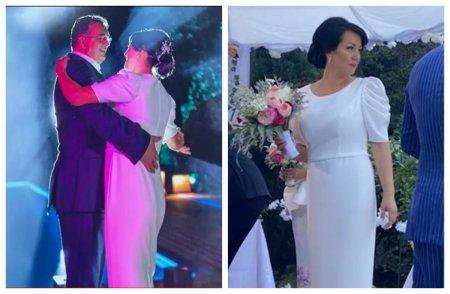 Marian Oprisan s-a casatorit cu Mihaela Arbanas. <span style='background:#EDF514'>IMAGINI DE LA NUNTA</span>