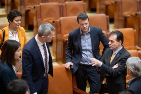 VIDEO - Orban: USR s-a obisnuit in opozitie