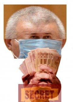 Nicu Marcu si fostul lucrator al Securitatii, generalul SRI Voinescu, secretizeaza salariile uriase din ASF (Episodul I)
