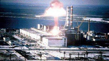<span style='background:#EDF514'>EVENIMENT ISTORIC</span>? Intra in functiune o instalatie de depozitare a deseurilor nucleare, aproape de Cernobil