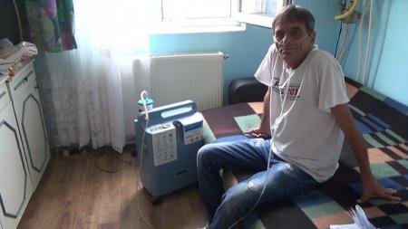 Bolnavii dependenti de oxigen sunt nevoiti sa isi plateasca singuri tratamentul, desi prin lege sunt asigurati medical