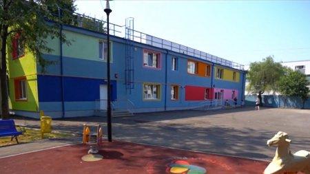 Cea mai noua gradinita din Sectorul 4 asteapta 150 de copii, din toamna