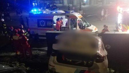 Șofer urmarit de politistii valceni pe motiv ca are un pistol in masina, mort in accident. Pistolul era o bricheta