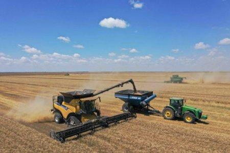 <span style='background:#EDF514'>HOLDE</span> Agri Invest, companie romaneasca care exploateaza terenuri agricole si produce cereale, a finalizat achizitia fermei Videle, pentru 14,3 milioane de lei, si vrea sa construiasca un siloz nou in zona