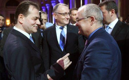Emil Boc il ataca pe Orban: Eu nu am pierdut, cum a pierdut d<span style='background:#EDF514'>OMNIA</span> sa in 2020, in fata PSD
