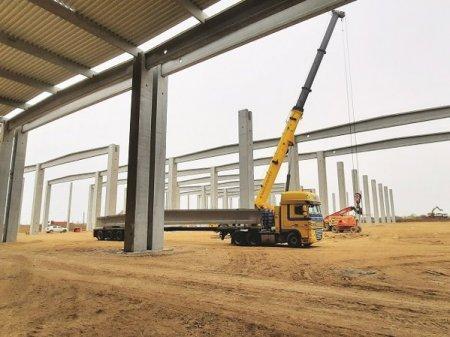 CTP construieste terminalul <span style='background:#EDF514'>CARGO</span> al aeroportului din Oradea pe un teren de 14,4 hectare