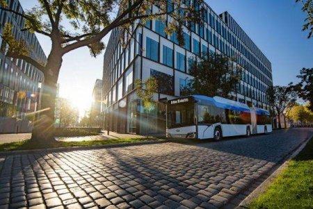 Solaris anunta finalizarea livrarilor de vehicule electrice pentru transport public <span style='background:#EDF514'>LA CRAIOVA</span> si Medias