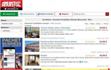 (P) Descopera cele mai noi oferte si anunturi imobiliare Bucuresti pe Anuntul.ro!