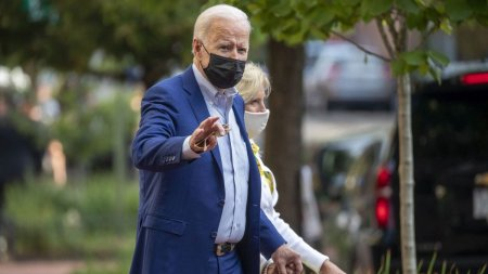 Scandal in SUA, dupa ce o realizatoare Fox News a spus ca sotia lui Joe Biden nu trebuia sa-l lase sa candideze din cauza starii <span style='background:#EDF514'>MINTAL</span>e