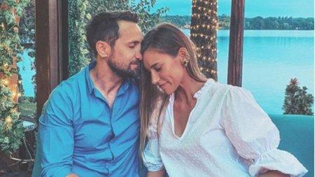 Dani Otil implineste astazi 41 de ani. Ce urare i-a facut sotia lui, Gabriela Prisacariu
