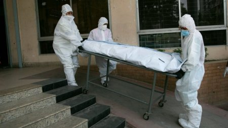 Baiat de 37 de ani, suspect de COVID, a murit, la Gorj. Nu credea in virus si a refuzat testarea si internarea in spital