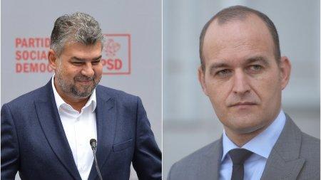 PSD, ironii la adresa lui Dan Vilceanu, dupa noua <span style='background:#EDF514'>GAFA</span>: Ministrul 'N-are cum' de la Finante loveste din nou