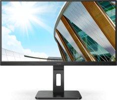 AOC lanseaza patru monitoare profesionale QHD si 4K cu conectivitate inteligenta USB-C