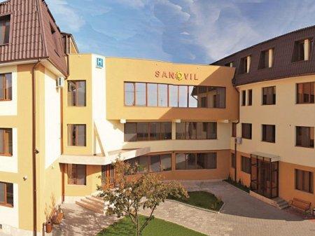 Spitalul Sanovil din Bistrita, crestere de 45% a cifrei de afaceri in 2020, pana la 16 mil. lei. Profitul companiei s-a triplat in anul pandemiei l Sanovil are 132 de paturi de spitalizare continua dupa ce in 2021 a deschis un nou spital de recuperare