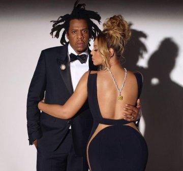 Beyoncé si Jay-Z, pentru prima oara impreuna intr-o campanie publicitara