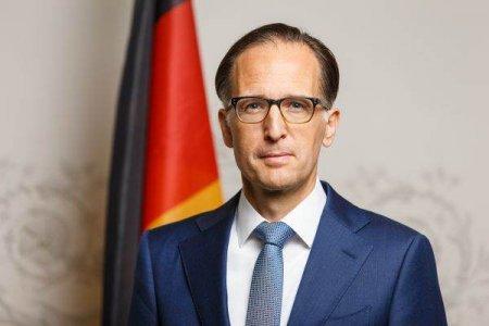 Noul ambasador al Germaniei in Romania, Peer Gebauer, si-a inceput mandatul