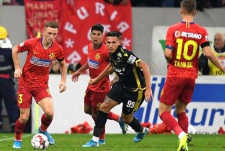 Programul etapei #8 din Liga 1 » Cand se joaca FCSB - Dinamo si UTA - Rapid