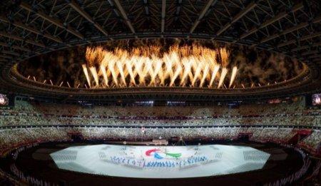 Jocurile Paralimpice de la Tokyo au inceput. Imparatul Japoniei a declarat competitia deschisa