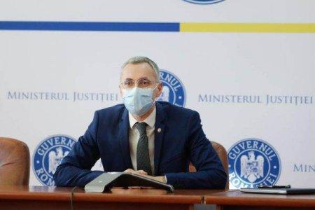 Stelian Ion va solicita coalitiei de guvernare sume mai mari pentru Justitie