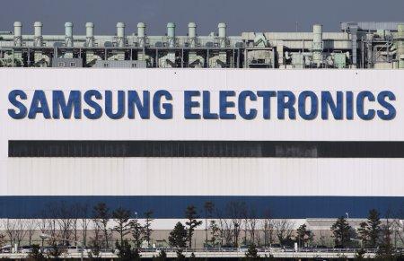 Samsung Electronics anunta investitii de 206 miliarde dolari in urmatorii trei ani