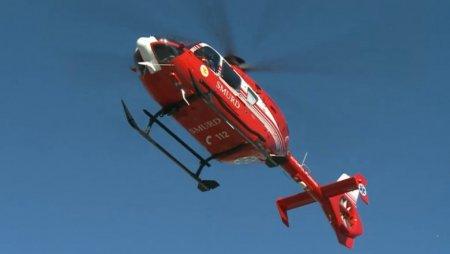Brasov: Un barbat a cazut in gol aproximativ 30 de metri in <span style='background:#EDF514'>PIATRA CRAIULUI</span>, transportat la spital cu elicopterul
