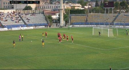 Chi<span style='background:#EDF514'>LAVER</span>t de Romania joaca la Steagul Rosu Brasov