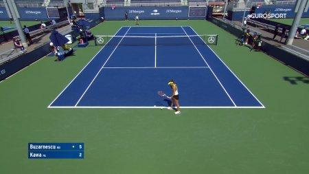 Mihaela Bu<span style='background:#EDF514'>ZARNESCU</span> in turul 2 al calificarilor de la US Open