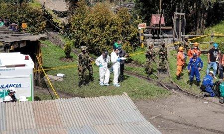 12 morti, dupa o explozie la o mina de carbune din Columbia