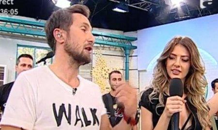 <span style='background:#EDF514'>LIDIA</span> Buble a fost prezenta in platoul matinalului de la Antena 1. Dani Otil, remarca surprinzatoare despre artista. E tot timpul singura