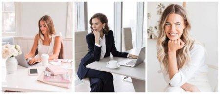 (P) Un <span style='background:#EDF514'>MACHIAJ</span>ul pentru birou conform tuturor regulilor!
