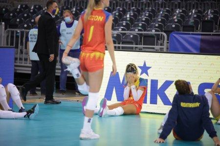 Obiectiv ratat. Romania spune adio optimilor de finala dupa o noua infrangere la Campionatul European