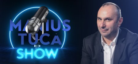 Marius Tuca Show incepe diseara la 19, la Aleph News si pe alephnews.ro. Invitati: regizorul Tudor Giurgiu si publicistul Ion Cristoiu