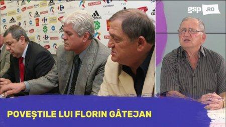Poveste incredibila din Giulesti. Cum a bagat Florin <span style='background:#EDF514'>GATEJ</span>an un cal in vestiarul Rapidului