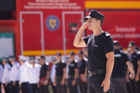 Pompierii romani salveaza din nou Grecia! Au protejat de flacari o manastire din Vilia. Urmeaza noi misiuni