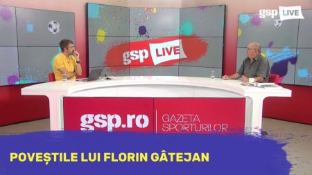 Florin <span style='background:#EDF514'>GATEJ</span>an: Ion Craciunescu ne-a ars cand ne era lumea mai draga!