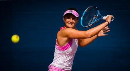 Irina Begu s-a calificat in sferturi la C<span style='background:#EDF514'>LEVEL</span>and