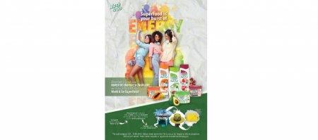 Wash&Go Super Food – noile produse cu 98% ingrediente naturale