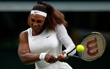 <span style='background:#EDF514'>SERENA</span> Williams anunta retragerea de la US Open