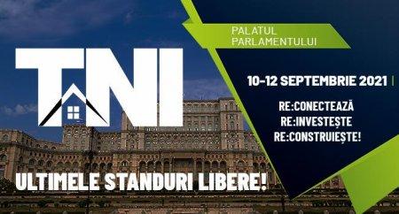 (P) Primul targ imobiliar organizat de la inceputul pandemiei: Targul National Imobiliar, 10-12 septembrie 2021