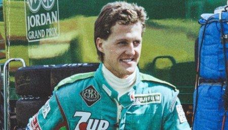 30 de ani de la debutul lui Michael Schumacher in Formula 1. Netflix lanseaza <span style='background:#EDF514'>TRAIL</span>erul documentarului SCHUMACHER