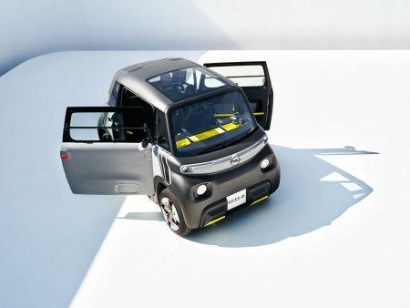 Opel anunta Rocks-e, o masina electrica de oras pe care o poti conduce de la 16 ani