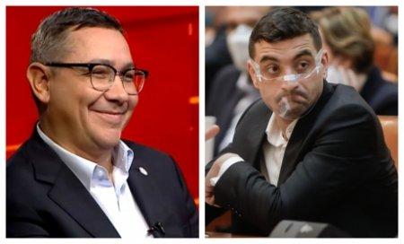 VIDEO - Au consumat vreodata droguri Victor Ponta sau George Simion?